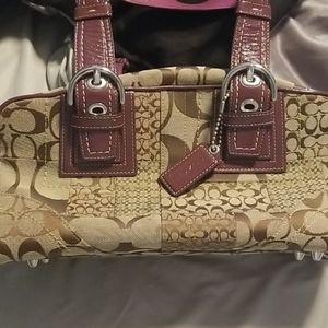 Shoulder Coach Bag